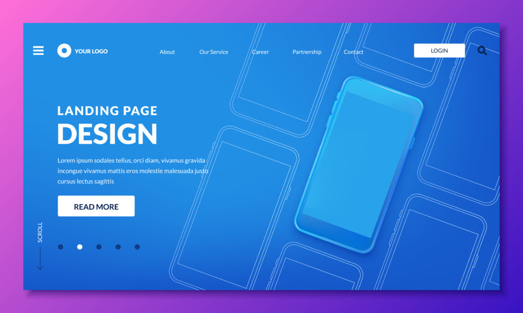 Special Landing Page Offer